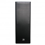 "AD PAC-208A Dual 8"" Active Speaker"