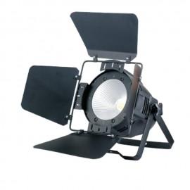 FOCUS COB LED LIGHT WITH BARN DOOR 100W