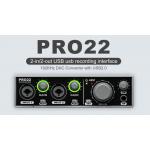 BUCKHORN PRO-22 SOUNDCARD