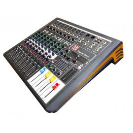 Titanium Audio Roadie 8PRO Curved Powered Mixer
