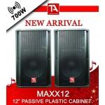 TITANIUM AUDIO MAXX-12 (PAIR)