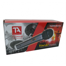 TITANIUM AUDIO TA-5000 WIRED MIC