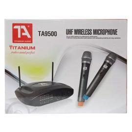 TITANIUM AUDIO TA-9500