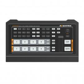 AVMATRIX HVS0402U – 4CH HDMI Streaming Switcher