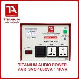 TITANIUM POWER SVC-1000N AVR