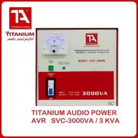 TITANIUM POWER SVC-3000N AVR