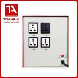 TITANIUM POWER SVC-2000N AVR