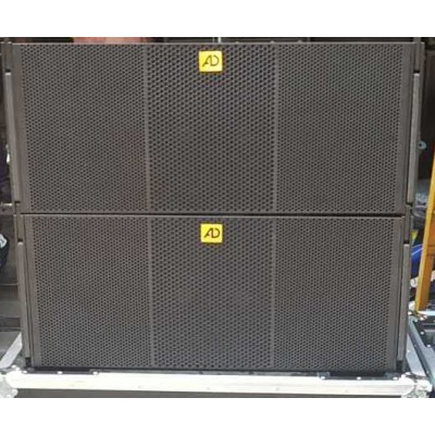 AD DS212A DUAL12 POWERED LINE ARRAY (PAIR)