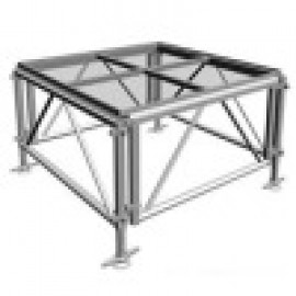 ACRYLIC STAGE TRUSS