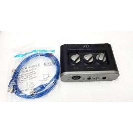 AD FASTRACK MKII USB AUDIO INTERFACE 2.0