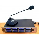 GO AUDIO 8CH WIRELESS CONFERENCE SYSTEM