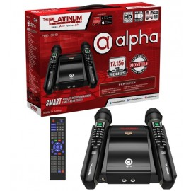 PLATINUM ALPHA SMART FULL HD KARAOKE