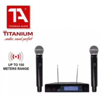 TITANIUM TA-9000 WIRELESS MIC