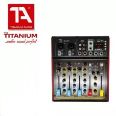 TITANIUM MINI4FX MIXER