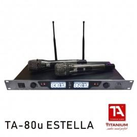 TITANIUM AUDIO TA-80U ESTELLA