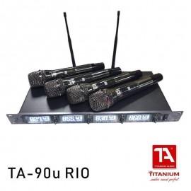 TITANIUM AUDIO TA-90U RIO