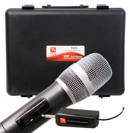 Titanium Audio TA25 Wireless Karaoke Microphone